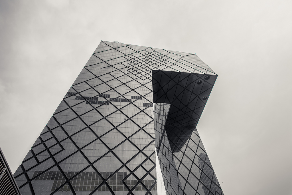 Greyjing Beijing @ CCTV Headquarters // China