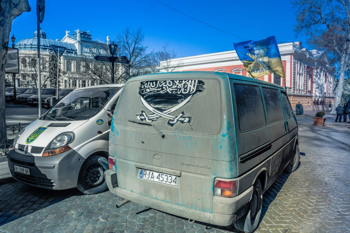 Pimp My Ride  القواد بلدي مطية // Ukraine