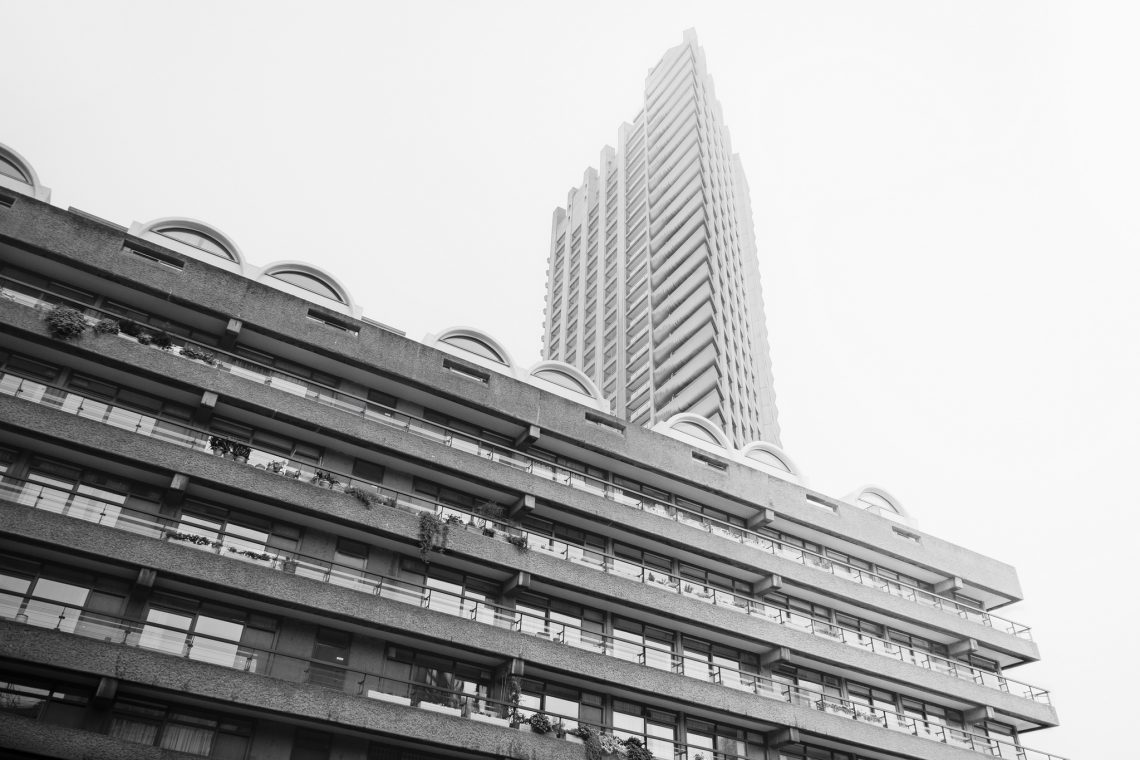 Fuck Yeah Barbican ! // United Kingdom