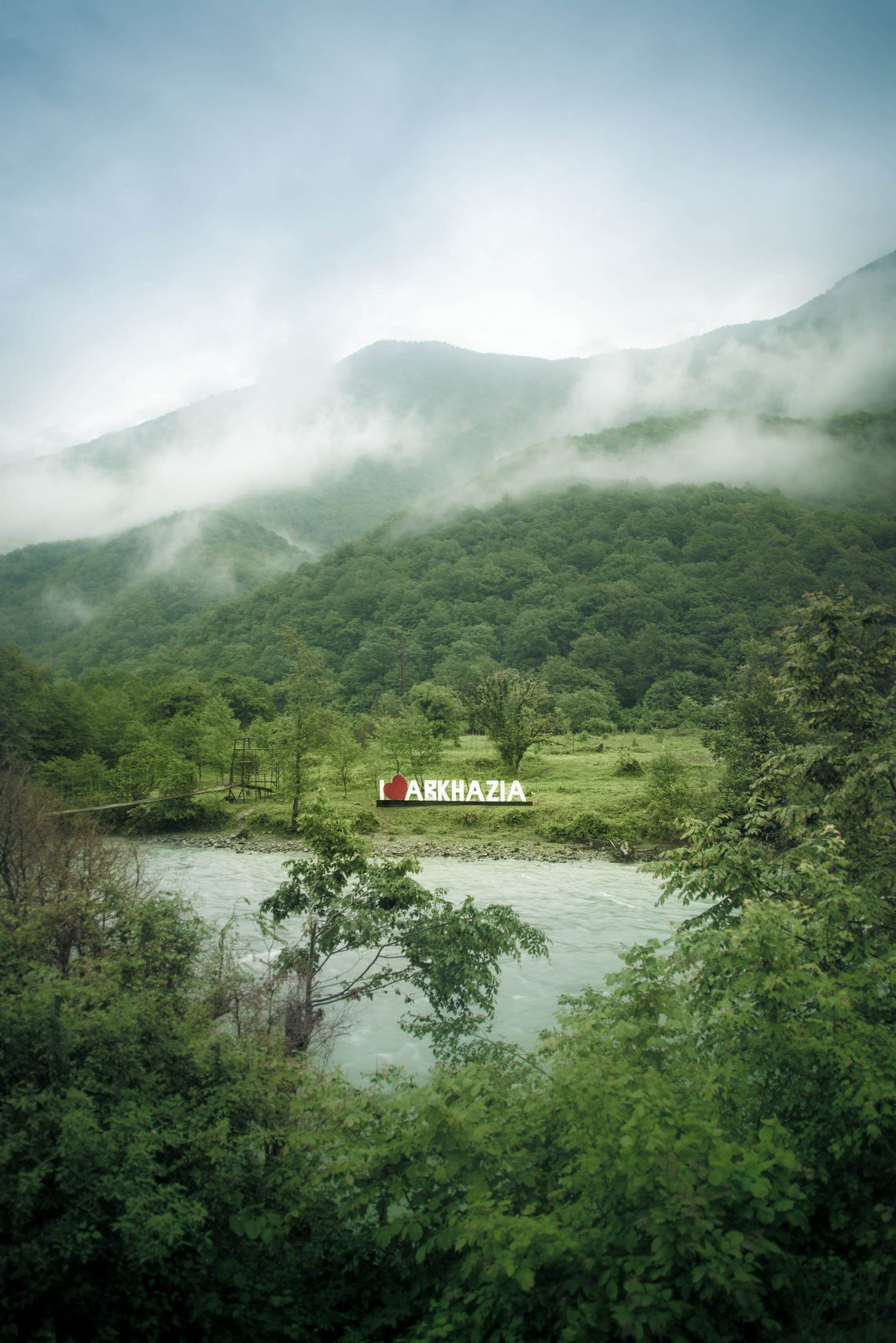 We love Abkhazia // Abkhazia