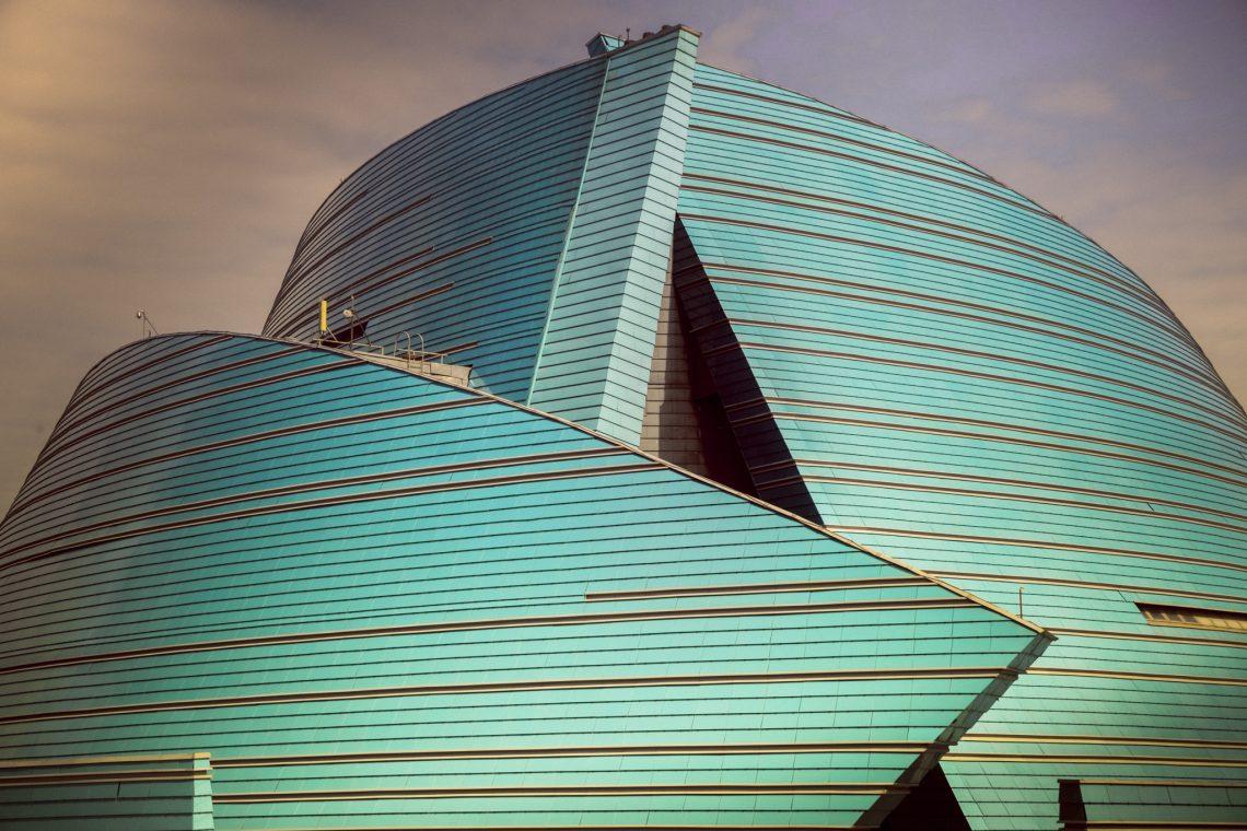 State Auditorium Building // Центральный концертный зал Казахстан  // Kazaksthan