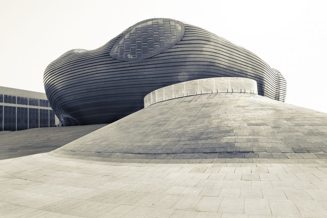 Mitochondrion // Art & City Museum – Ordos – Kangbashi // China