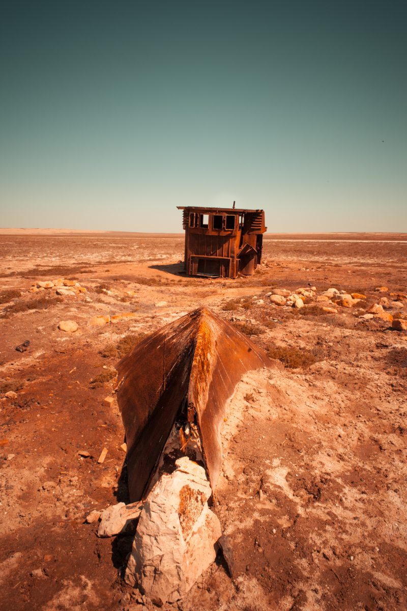 Last chance to sea – Aral Sea // Kazakhstan