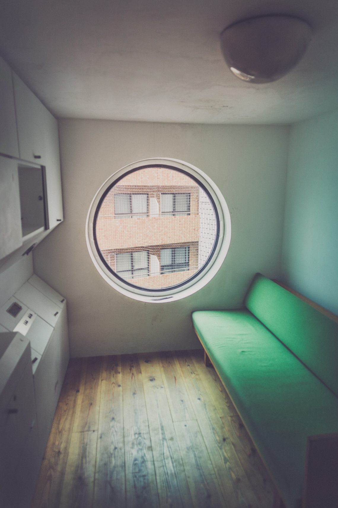 The Nakagin Capsule Tower // Japan