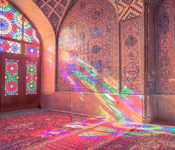 LIGHT WILL SOMEDAY SPLIT YOU OPEN … ( SHIRAZ / IRAN )