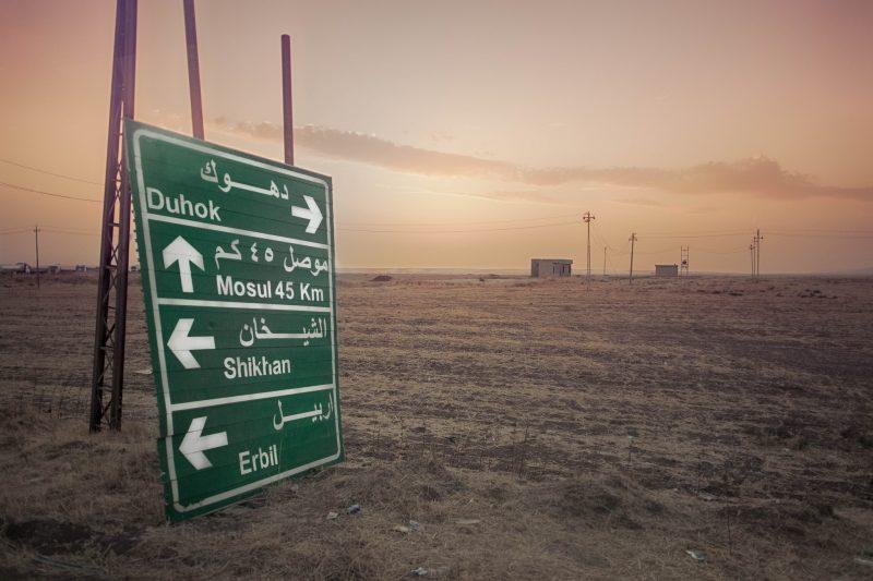 Mosul ' s crossroad // Iraqi Kurdistan