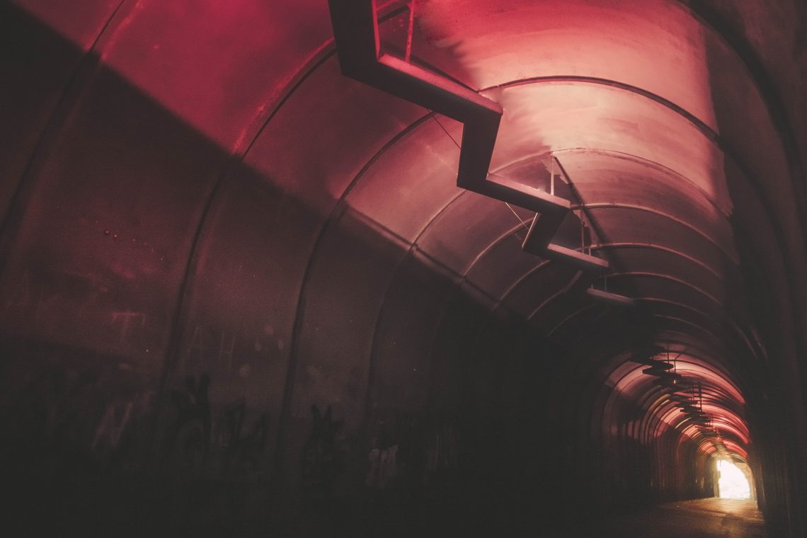 Kond Pedestrian Tunnel // Armenia