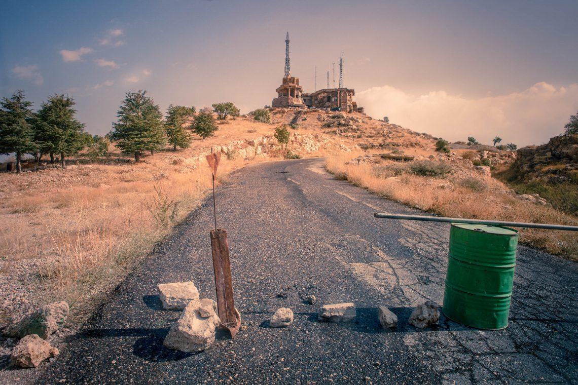 Sadam hussein' palace // Iraqi Kurdistan