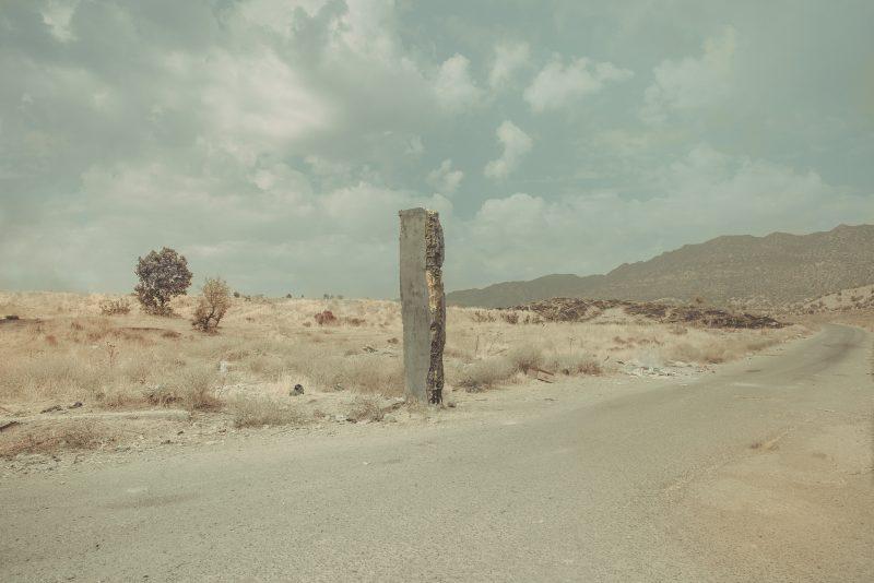 Monolith // Iraqi kurdistan