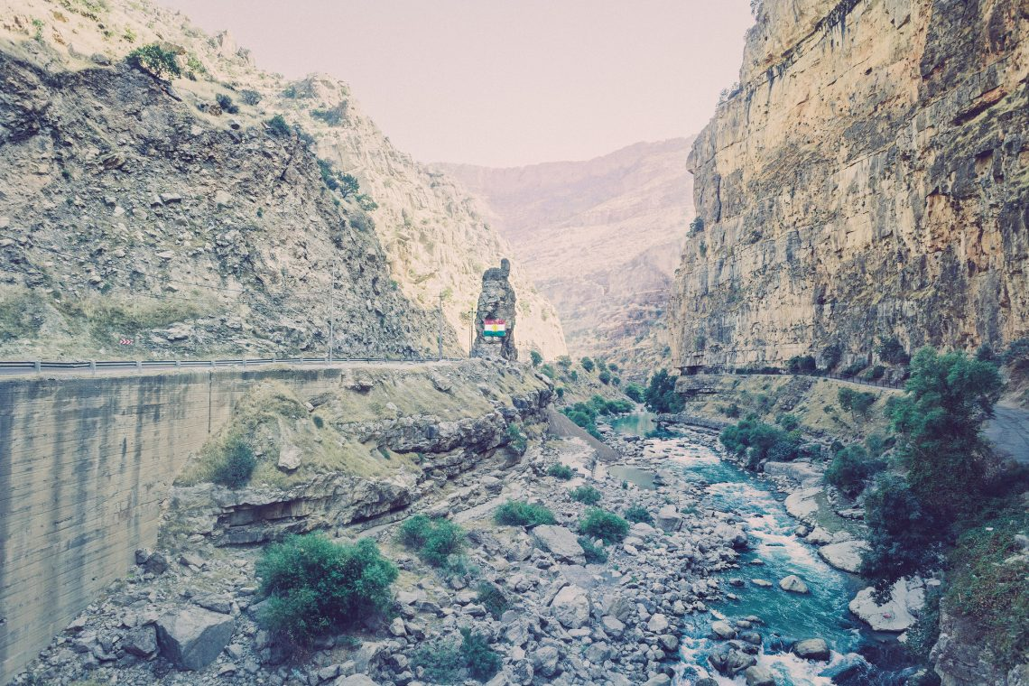 The Hamilton Road // Iraqi Kurdistan