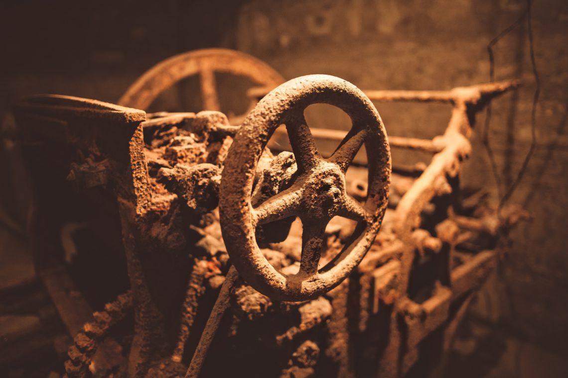 Stalin's Underground Printing House // Georgia
