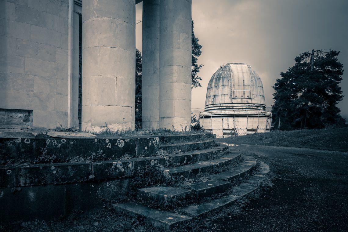 Abastumani  Soviet Observatory // Georgia