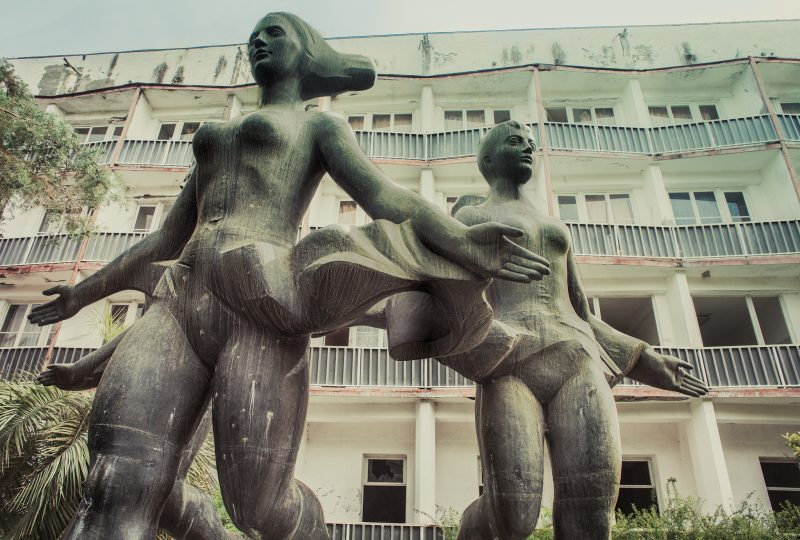 Sukhumi 's Graces // Abkhazia