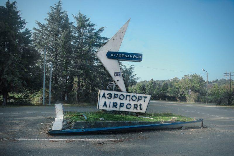 Sukhumi – Babushera  airport // Abkhazia