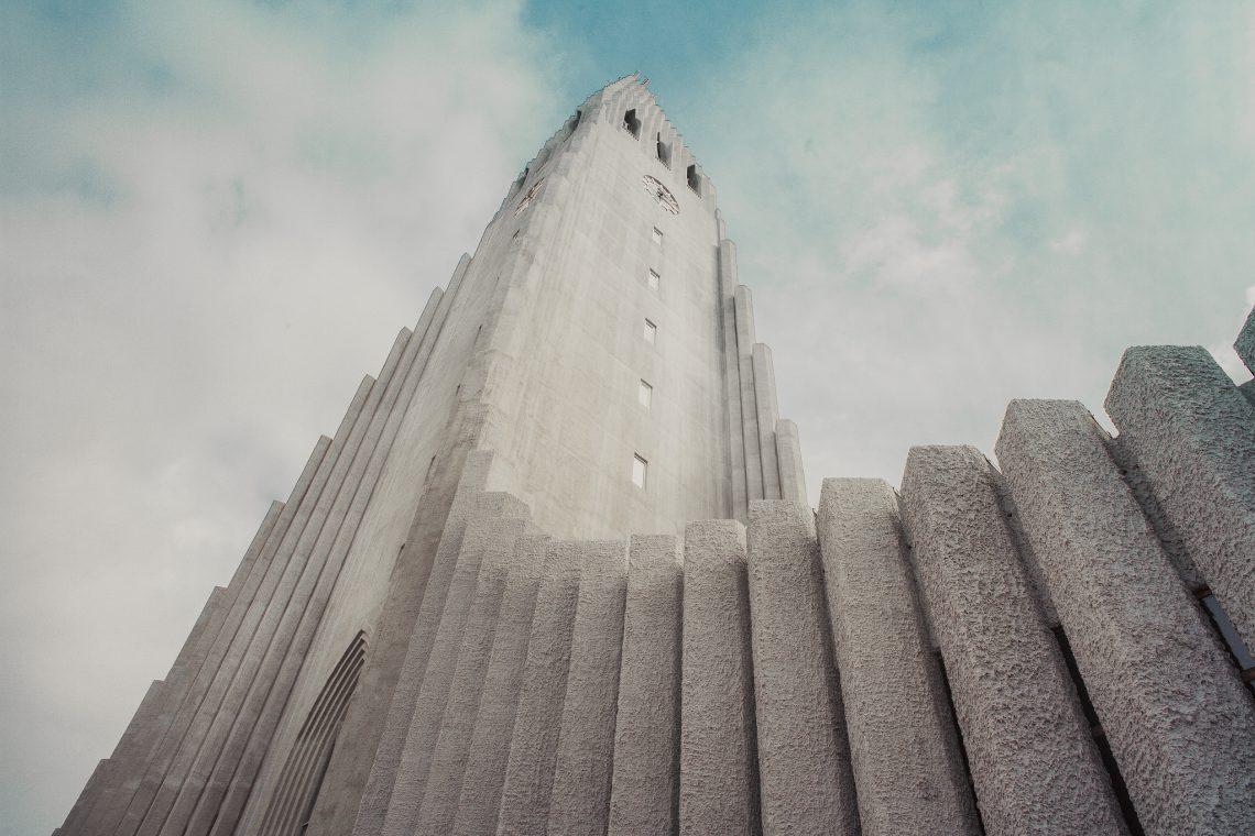 Hallgrímskirkja // Reykjavik // Iceland