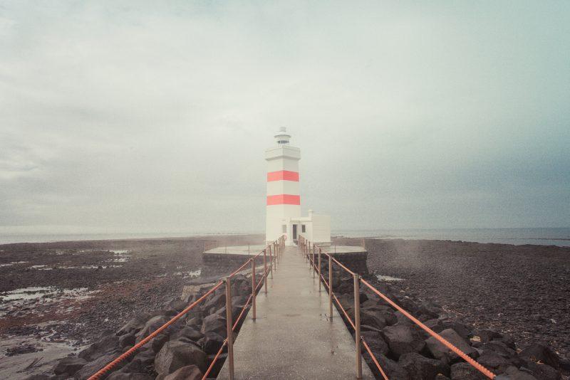 The old lighthouse // Garður // Iceland