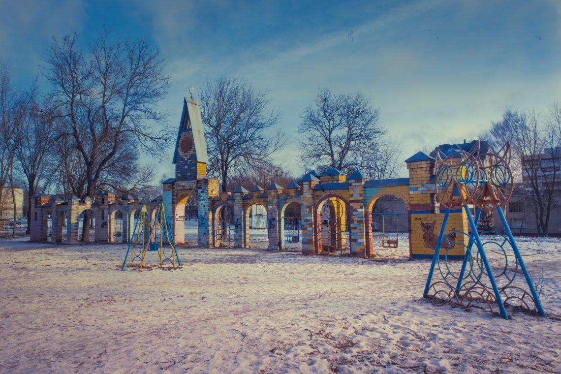 My castle / мой замок // Minsk //Belarus
