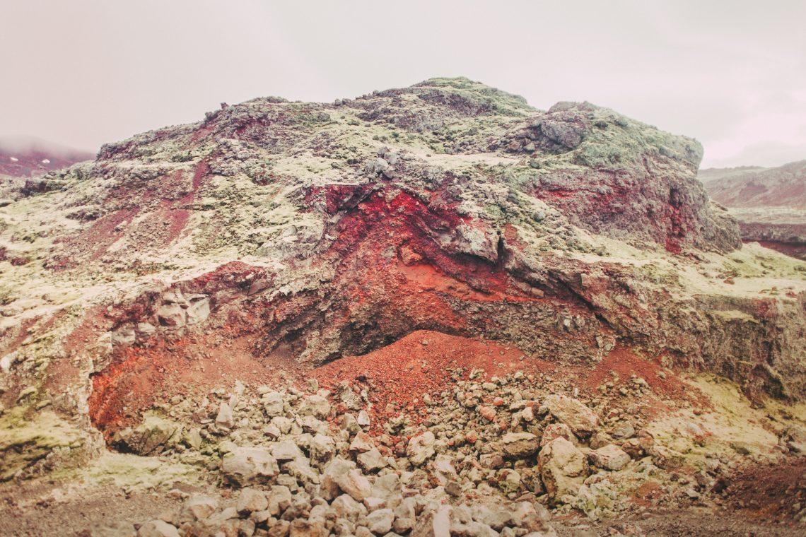 Sulfur landscapes// Iceland
