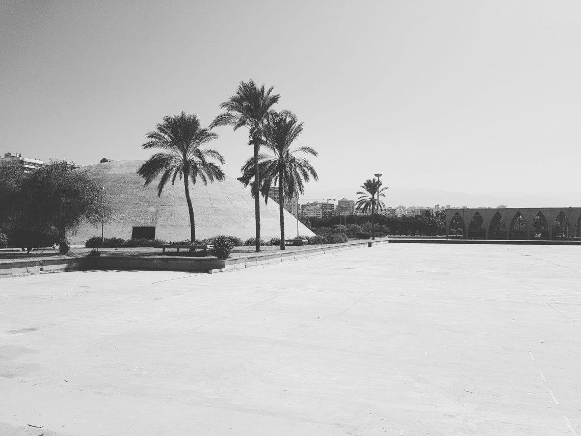 Oscar Niemeyer s Tripoli fairground // Lebanon